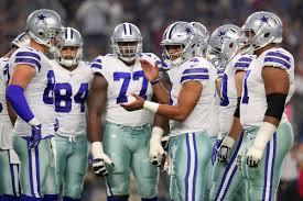 Official Cowboys Depth Chart For Week 1 Vs Giants Kellen