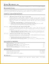 Chemotherapy Nurse Sample Resume Enchanting Nursing Resume Objectives For Entry Level Resumes New Graduate Nurse