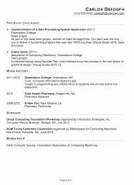 Resume format for Architecture Internship Elegant Medical assistant Intern  Resume Template Engineering Internship