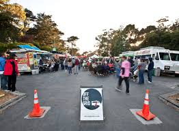 off the grid comes to santa rosa with food trucks food tents and other mobile
