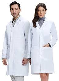Unisex Lab Coat Size Chart Dr James Unisex Lab Coat Classic Fit 100 Cotton White 39 Inch Length