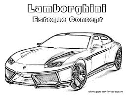 Auto Coloring Lamborghini Cars Coloring 1 Drawing Adult Coloring