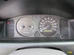 2000 Chevrolet Prizm LSi Gauges Photo #57616726 | GTCarLot.com