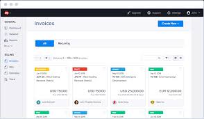 Make Invoices Online Online Invoicing Software Invoice Billing Tools To Get Paid