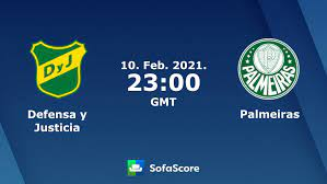 Defensa y Justicia Palmeiras live score, video stream and H2H results -  SofaScore