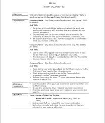 format resume word best ideas on job file doc for download example