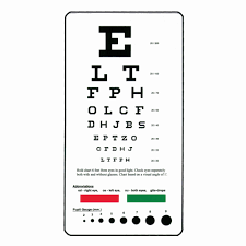 54 Qualified What Is The Snellen Eye Chart
