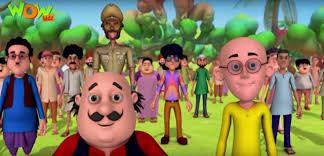 prince motu motu patlu cartoon in hindi free
