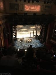 Phoenix Theater London Seating Chart Phoenix Theatre Grand Circle View From Seat Best Seat Tips