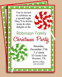 Christmas Invitation Backgrounds Free Holiday Invitation Template