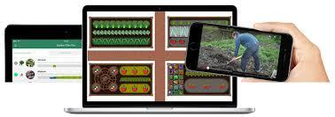 Small Picture Vegetable Garden Planner Garden Planning Apps GrowVegcom