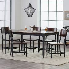 industrial style living room furniture. Belham Living Trenton Wood And Metal 7 Piece Dining Set Industrial Style Room Furniture N