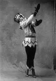 Петрушка балет Циклопедия Вацлав Нижинский в балете Петрушка 1911 год