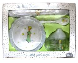 gift box baby set st exupery the little prince