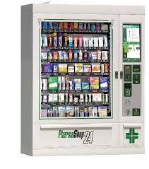 Otc Vending Machines Delectable Vending Machines For Pharmacies And Drugstores Pharmashop48