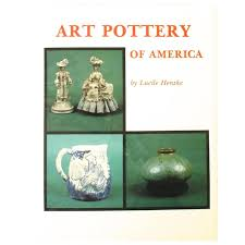 Art Pottery Of America By Lucile Henske First Edition For Sale At