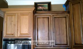 creative glazing kitchen cabinets before and after 2