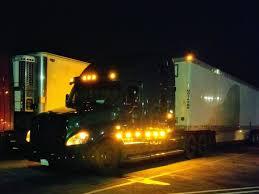Freightliner Christmas Lights