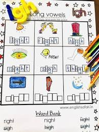 The six modules are based on. Free Write The Igh Words Www Englishsafari In Phonics Worksheets Free Words Phonics Worksheets