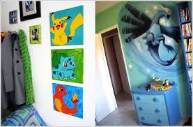 Good Have A Look At These Cool Pokemon Bedroom Ideas 4