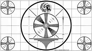 Indian Head Test Pattern Beauteous Indian Head Television Test Pattern Wallpaper [48x48] Xpost