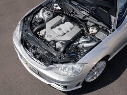 2007 Mercedes-Benz S 63 AMG - Engine - 1024x768 - Wallpaper