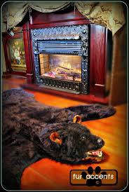 Faux Bearskin Rug 52 Best Fur Accents Faux Fur Sheepskin And Bear Skin Throw Rugs