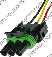 home shop connectors harnesses delphi packard pigtails Delphi Packard Wiring Harness gm delphi packard tps sensor connector pigtail delphi packard wiring harness