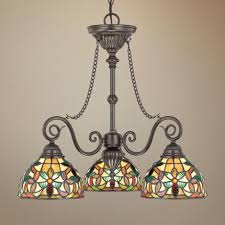 Quoizel Kami Tiffany Style Dinette Chandelier   Style # R9756. Glass  LightsTiffany LampsKitchen ... Good Looking