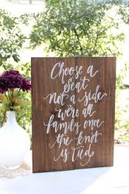 rustic wooden wedding seating sign choose a by thepaperwalrus