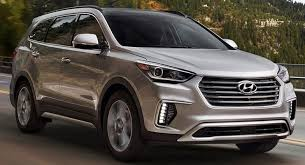 2018 hyundai santa fe redesign. modren 2018 road 2018 hyundai santa fe while armor body with hyundai santa fe redesign