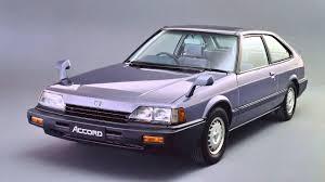 Honda Accord RXT Hatchback '1983–85 - YouTube