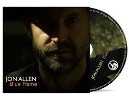 In Your Light Jon Allen Lyrics Blue Flame Ok Good Records