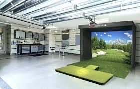 diy golf simulator garage golf simulator simulators garage golf simulator diy golf simulator