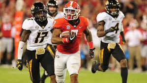 Georgia Releases Depth Chart For Florida Game 12up
