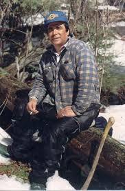 Alex Mathias(Misabi), Temagami First Nation