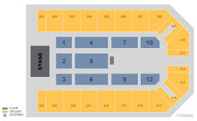 Kansas Star Arena Seating Chart Find Tickets For Shobox The New Generation At Ticketmaster Com