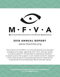 Design For Vision Hours Mfva