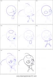 Herzlich willkommen bei step by step finanzplan gmbh. How To Draw Tikki Kwami From Miraculous Ladybug Printable Step By Step Drawing Sheet Drawingtutorials101 Ladybug Art Drawing Sheet Miraculous Ladybug Fan Art