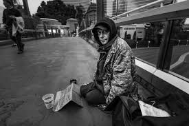 Image result for homeless people in las vegas