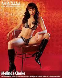 Melinda clarke bikini