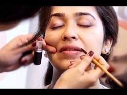 how to apply makeup for indian skin telugu