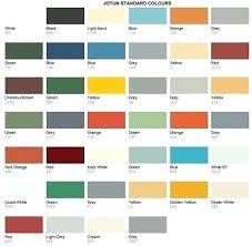 Jotun Ral Chart Gotun Paint Best House Creative New