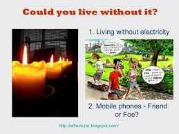 mobile phones friend or foe for efl