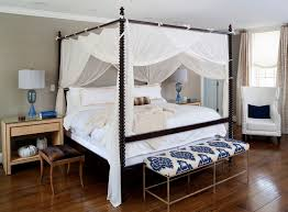 Curtains Around Bed - Between Function And Design