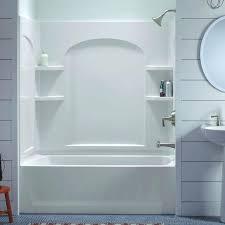 vikrell bathtub sterling ensemble white bathtub wall surround vikrell bathtubs reviews