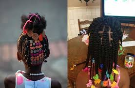 Braids For Little Black Girl Hair Style black little girls hairstyles for 2017 2018 71 cool haircut styles 3184 by wearticles.com