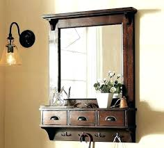 Image Entrance Wall Wall Mirror With Hooks Entryway Wall Mirrors Entry Wall Mirror Wall Mounted Entryway Mirror With Drawers And Hooks Contemporary Entryway Wall Mirrors Dicrisaninfo Wall Mirror With Hooks Entryway Wall Mirrors Entry Wall Mirror Wall
