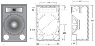 sound system speaker box design. pin drawn speakers speaker box #9 sound system design