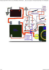 wiring diagram for lawn mower ignition switch wiring diagram gravely ignition switch wiring diagram image about wiring diagram for murray riding lawn mower solenoid sle source tractor starter